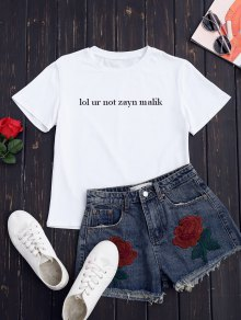 Preppy Graphic T-Shirt