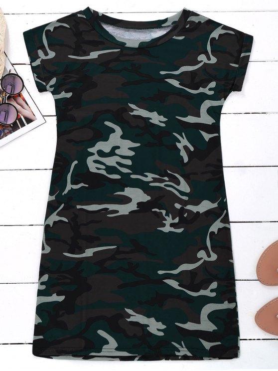 Robe T-Shirt Camo - Camouflage S