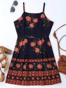 Cami Floral Summer Dress
