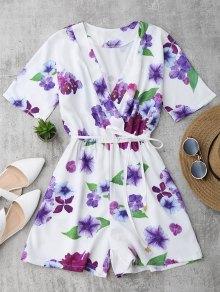 Surplus Floral - Blanc S