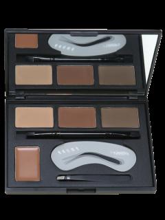 Matte Eyebrow Beauty Makeup Kit - #01