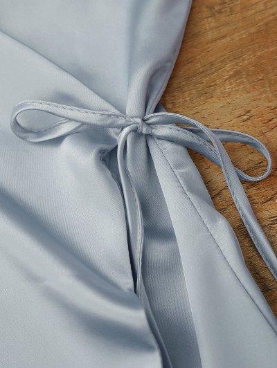 Cami Wrap Slip Dress от Zaful.com INT
