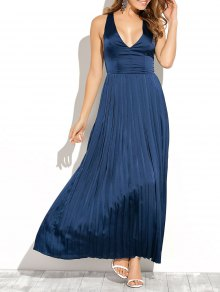 Cut Out Low Cut Maxi Long Prom Dresses