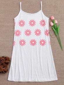 Cami Sun Flower Sleep Dress
