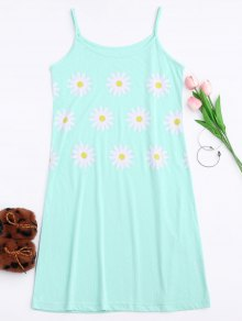 Cami Sun Flower Sleep Dress