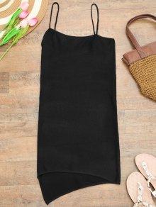 Camisole Knit Cover Up Slip Dress