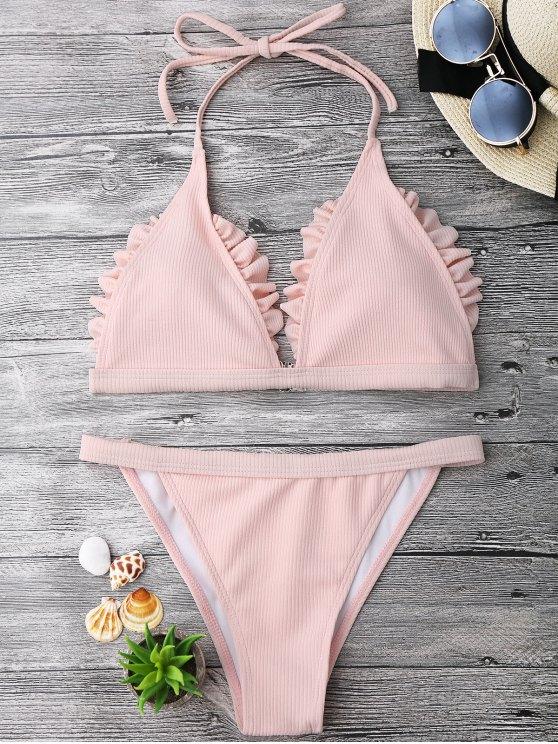Juego de bikini Brilette - Rosa S