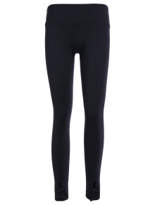 Cut Out Bowknot High Waisted Sporty Leggings