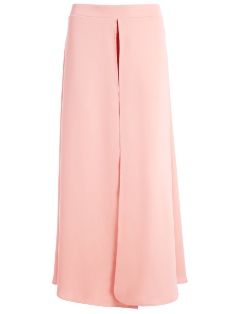 outfits Maxi Skirt Shorts - PINK L Mobile