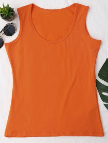 Cotton Sports Tank Top