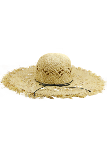 Hollow Out Woven Straw Hat