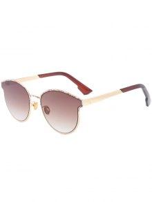 فراشة بيبالد الإطار تقسم النظارات الشمسية