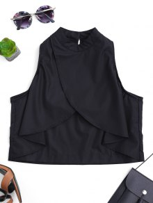 Loose Layered Ruffles Tank Top