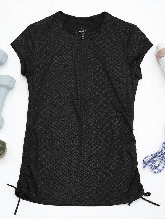 Camiseta de tirantes rápidos y secos - Negro XL