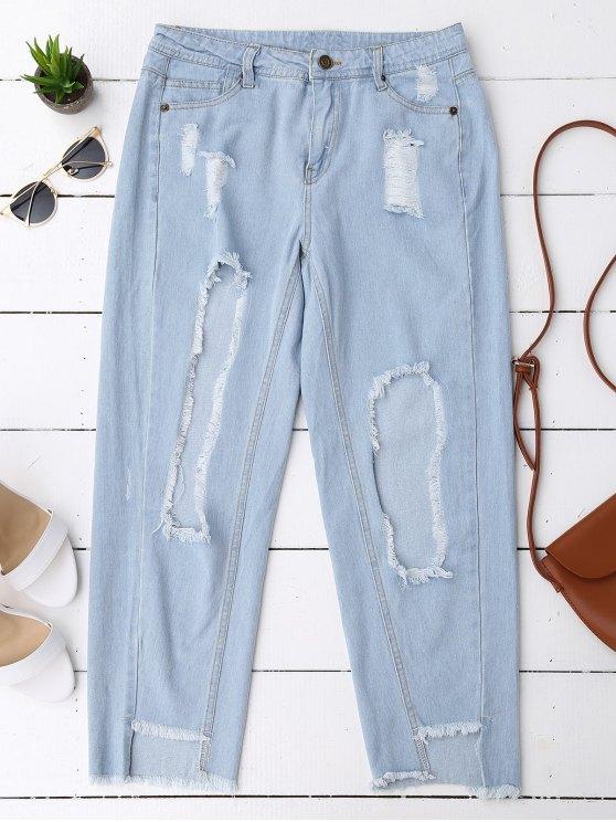 Cutoffs Chaussures Chaussures - Denim Bleu S