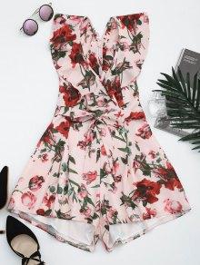 Colmenas Florales Cortadas Tee Shirt - Rosa M