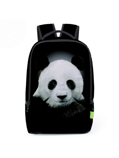buy 3D Animal Print Backpack - BLACK  Mobile