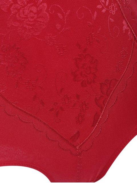 Bretelles Shapewear - Rouge M Mobile