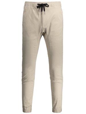 Casual Drawstring Jogger Pants