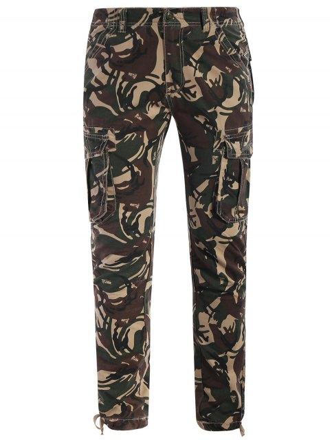women's Camo Print Pants - ACU CAMOUFLAGE XL Mobile