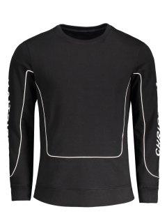 Christian Graphic Sweatshirt - Black Xl