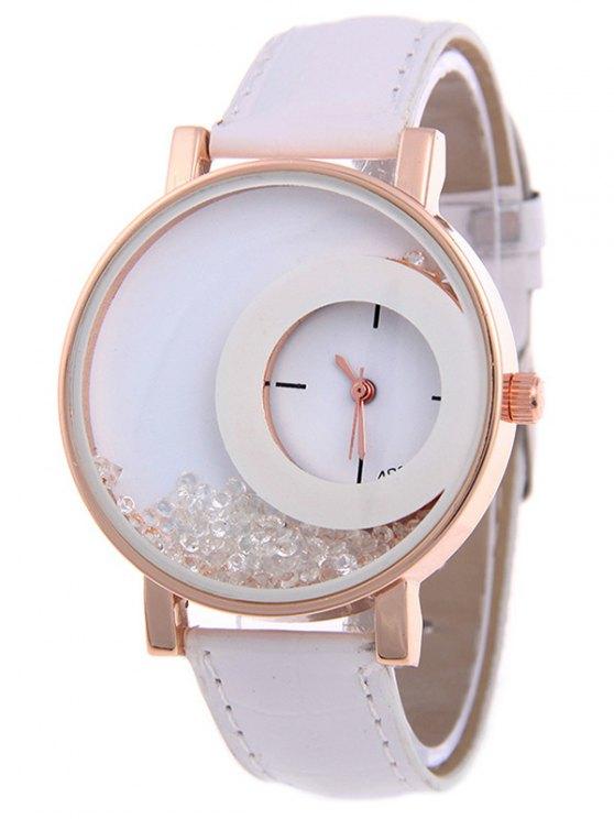 Drift Sand Watch - WHITE  Mobile
